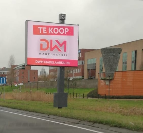 TeKoop Bord Woning Adverteren