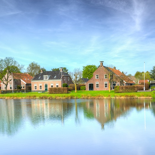 house in netherlands